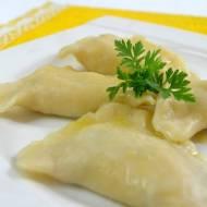 Pierogi z żółtym serem+ film