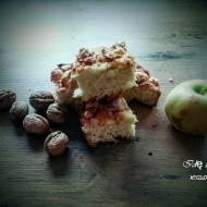 Ciasto drożdżowe Jabłkowo-orzechowe