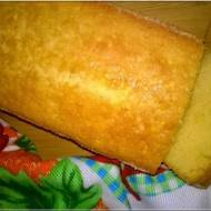 Delikatnie cytrynowa babka. Szybkie, łatwe i bardzo puszyste ciasto dla każdego.