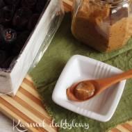 Karmel daktylowy dwuskładnikowy (sos z daktyli)