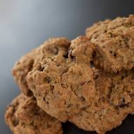 Ciasteczka owsiane z tylko 170 kcal