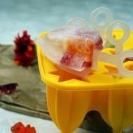 Orzeźwiające lody z 7up'a i żelek haribo