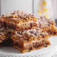 Pleśniak z jabłkami i powidłami / Polish Moldy Cake