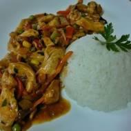 Orientalny kurczak