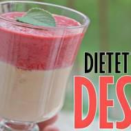 Dietetyczny Deser - Kuchnia Redukcyjna #2 - Zdrowe Słodycze