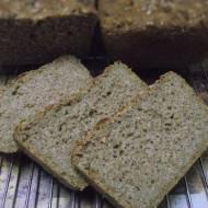 Chleb na mące pszennej - chlebowej na drożdżach