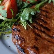 Grillowana wołowina BBQ