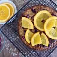 Waniliowo-pomarańczowe ciasto ryżowe