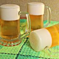 Galaretka z pianką -  jak piwo.