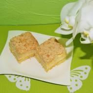 Ciasto adwokatowe z kokosem
