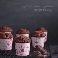 Muffinki kawowe z kawałkami czekolady