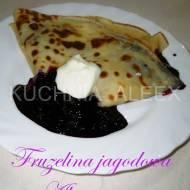 Frużelina jagodowa wg Aleex