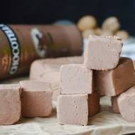 Fudge (krówki) z likierem czekoladowym