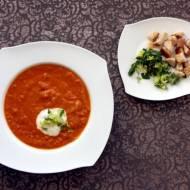 Pomidorowa bez ryżu i bez makaronu. Czy to możliwe?