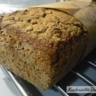 Chleb wieloziarnisty zotrębami