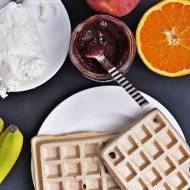 Dietetyczne gofry gryczane bezglutenowe
