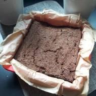 Ciasto gryczane a'la piernik