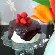 Tort czekoladowo - kokosowy
