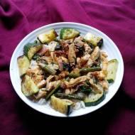Błyskawiczne piątki - Ryż z kurczakiem na zielono