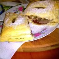 Szybkie czeko-budyniowe ciasteczka. Pomysł na szybkie słodkości.