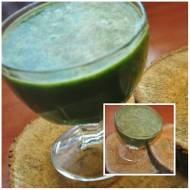 zielone soki-szpinak w roli glownej