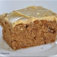 Ciasto na maśle orzechwoym