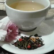Herbata zielona Sencha Grenadyna