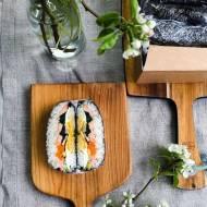 Kanapki ryżowe w stylu azjatyckim