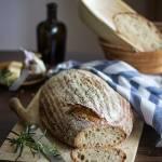 Chleb pszenno-żytni pięciogodzinny