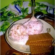 Domowe lody ciasteczkowe (bez jajek, bez maszynki)