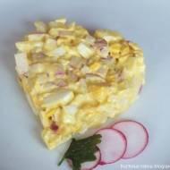 Pasta jajeczna  z domowym majonezem z oleju rzepakowego