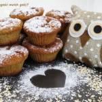 Muffinki twarogowe z wiśniami