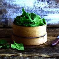 Szpinak – właściwości lecznicze