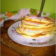 Placuszki śniadaniowe na serku kanapkowym