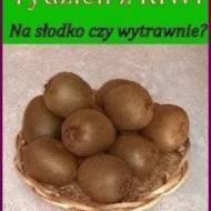 Akcja kulinarna Tydzień z KIWI