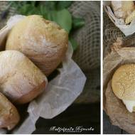 Bułki pszenno-kukurydziane