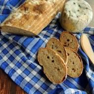 Chleb z maślanką na zakwasie
