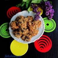 Ciasteczka owsiano - cynamonowe