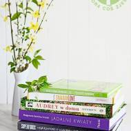 Wiosenny przegląd książek