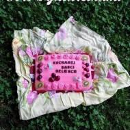 Tort z galaretkami dla babci