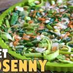 Omlet Wiosenny - Szybki Fit Obiad