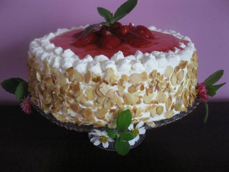 Domowy tort Hawana babci Basi !