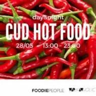 28 MAJA – CUD HOT FOOD DAYS & NIGHTS – WARSZAWA