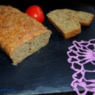 Chleb pszenno - żytni z owsem i suszem z pomidorów