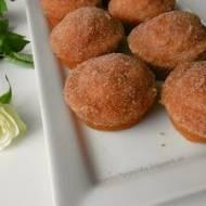 Cynamonowe Donut- Muffins