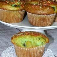 Majonezowe muffinki z kiwi - Grunt to przepis