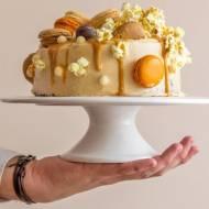 Tort Karmelove - z miłości do solonego karmelu