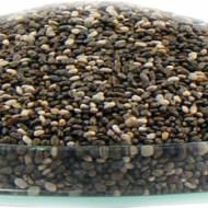 Zdrowotne nasiona Chia przepis na deser