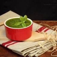 Zielono mi: pesto z natką pietruszki