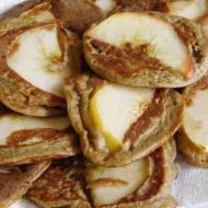 [VIDEO] Owsiane pancakes z jabłkiem - krok po kroku
